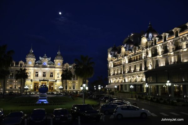 Casino de Monte-Carlo ay night