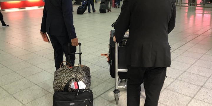 How seniors can travel through airports without worry
