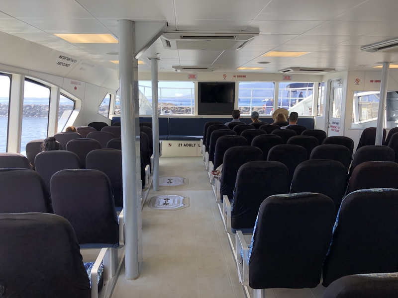 How to travel between Maui and Lanai by Ferry