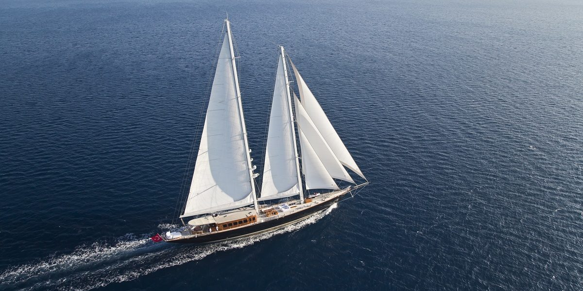 How to see the Turkish coast and Greek islands in style