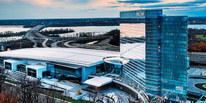 The MGM National Harbor (Credit: Papercamera/Tracey Brown Photography)