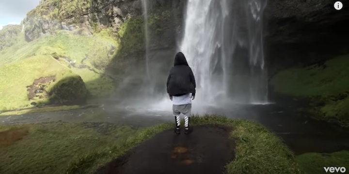 The Justin Bieber video that is changing an Iceland landscape