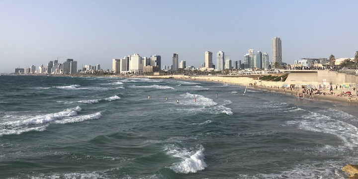 10 things to know before traveling to Tel Aviv, Israel