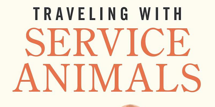"""""""Traveling with Service Animals"""" by Henry Kisor and Christine Goodier"""