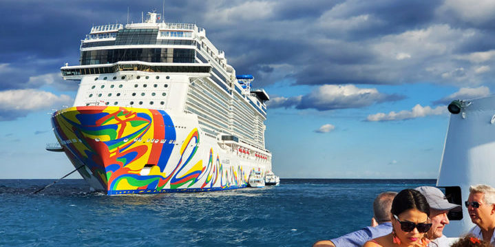10 highlights from Norwegian Encore's inaugural cruise to the Bahamas
