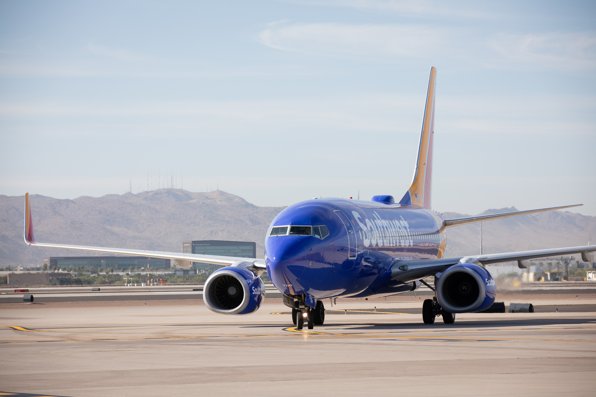 Southwest is one of the many Chase travel partners. You the Chase Sapphire Preferred 80k offer to fly Southwest.