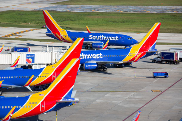 Stephen M. Keller, Southwest Airlines Co.